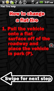 Flat Tire Help- screenshot thumbnail