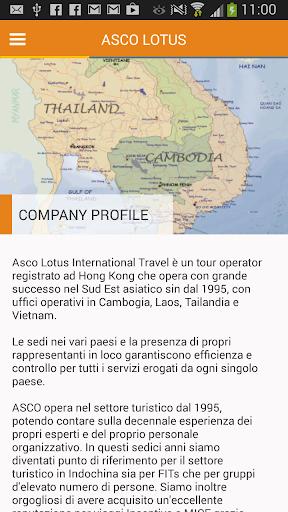 Asco Lotus - Italiano