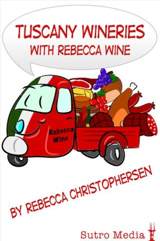 Tuscany Wineries with Rebecca