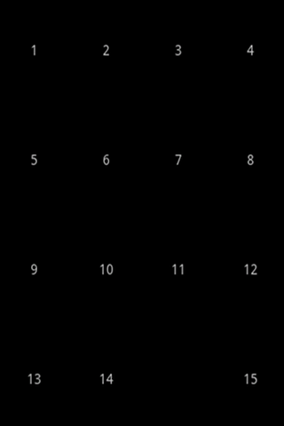 TileSlider- screenshot
