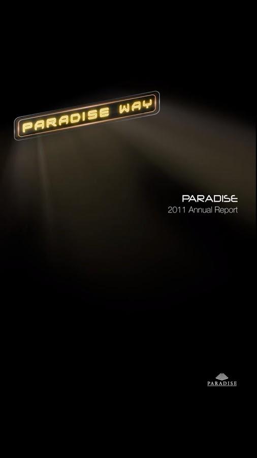 PARADISE IR- screenshot
