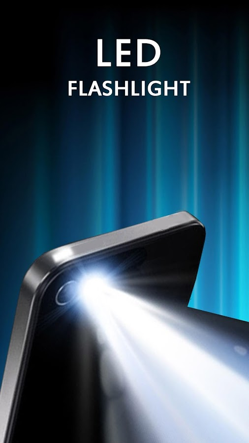 Screenshots of LED Flashlight for Android