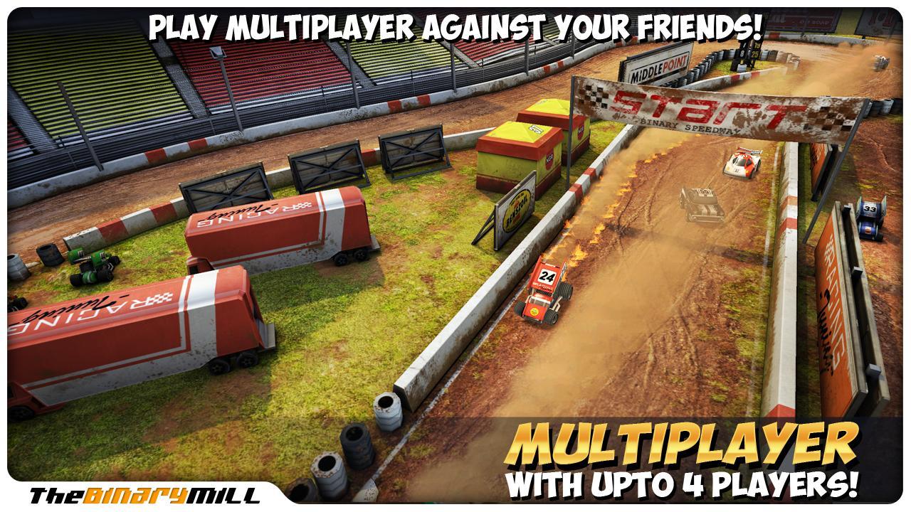 Mini Motor Racing screenshot #4