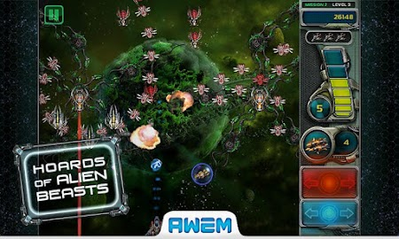 Star Defender 3™ Screenshot 1