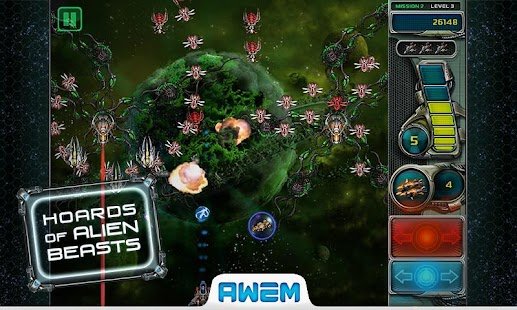 Star Defender 3™ - screenshot thumbnail