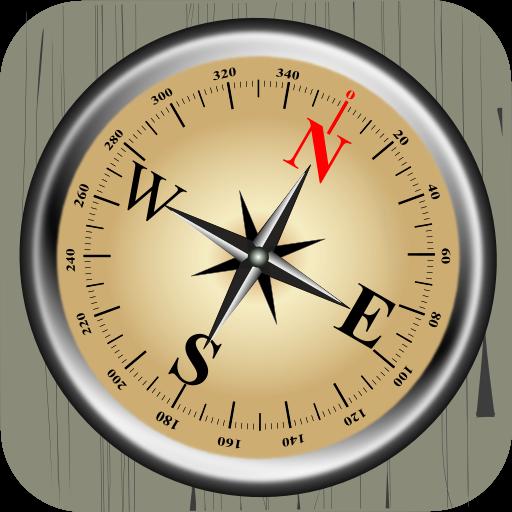 準確的指南針臨 工具 App LOGO-硬是要APP