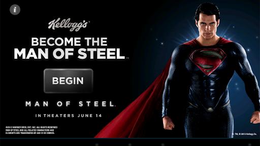 Kellogg's® Man of Steel™