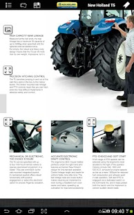 New Holland Ag Brochures - screenshot thumbnail