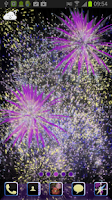Screenshot of GO Launcher EX New Years Eve