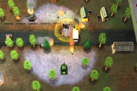 Tank-O-Box Lite - screenshot