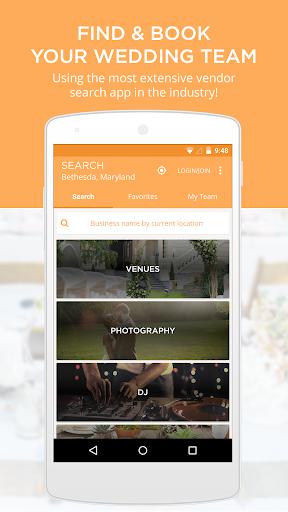 WedTeam - Wedding Planner App