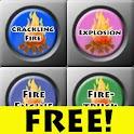 Firetrucks and Fire Sounds logo