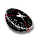 Marine Compass logo