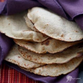 Chapati, aka Roti (Indian Flatbread).