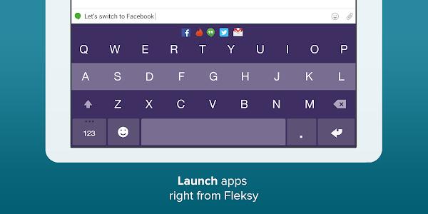 Fleksy Keyboard v5.2.5