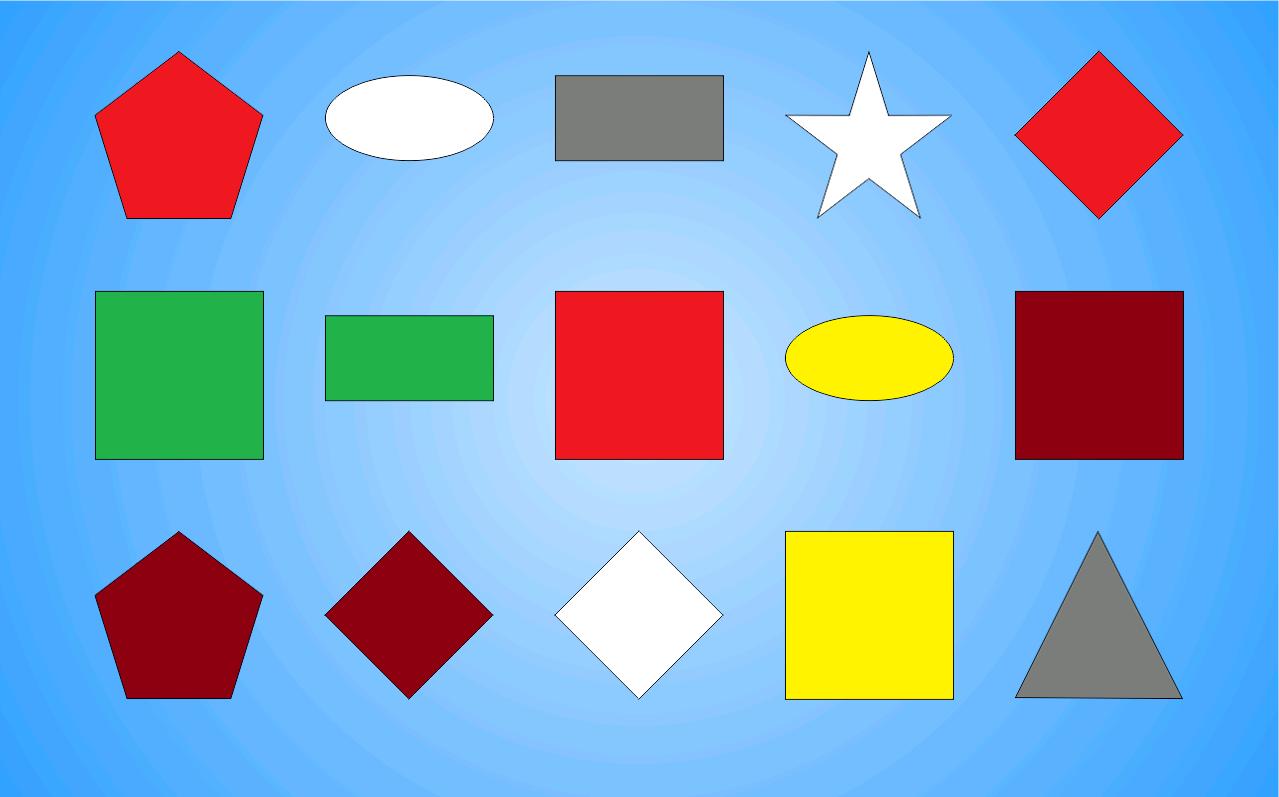 Занятие для детей учим цвета