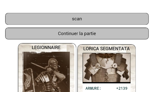 Battle barcode legion