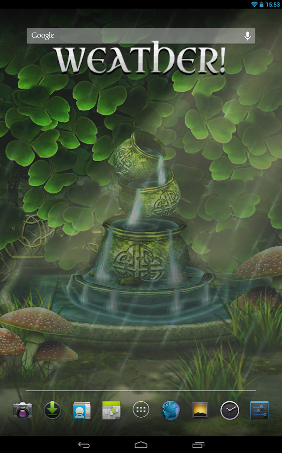 Celtic Garden HD - screenshot