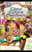 Screenshot of Claw Crane Confectionery