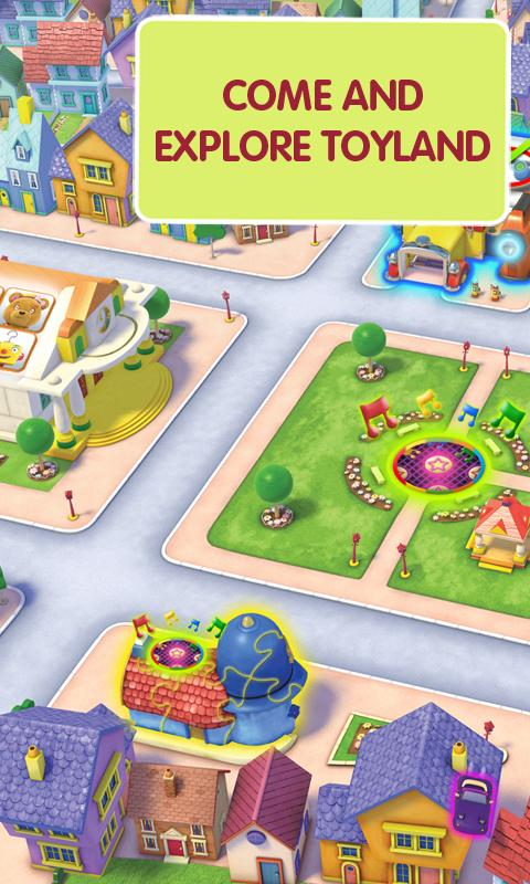 Noddy™ First Steps HD- screenshot