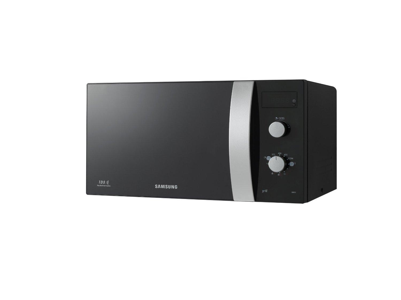 Te presentamos el modelo GE82V-BB/XEG de Samsung, un microondas de vanguardia y con tecnología de última generación integrada.