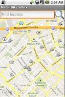 Screenshot of Boston Bike 'n Park