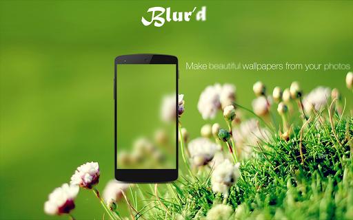 Blur'd:模糊效果壁纸