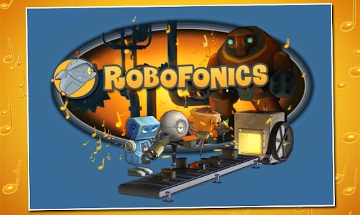 RoboFonics - screenshot thumbnail