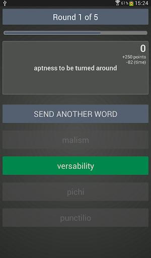 【免費拼字App】The Dictionary Game-APP點子