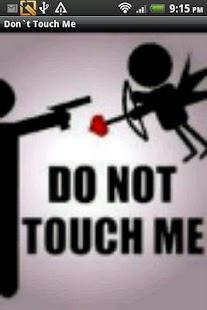 Do not Touch Me- screenshot thumbnail