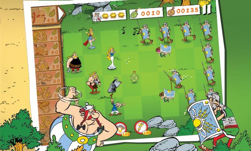 Asterix: Total Retaliation screenshot #3
