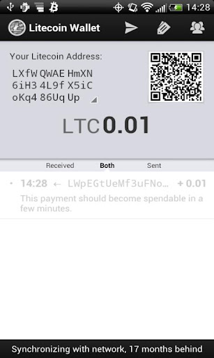 OLD Litecoin Wallet