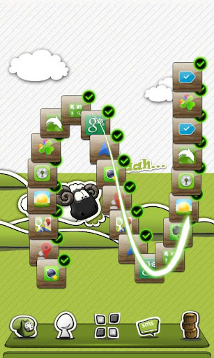 【免費漫畫App】绵羊小剧场Next桌面3D主题-APP點子