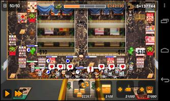 Screenshot of Mini Market Tower Defense