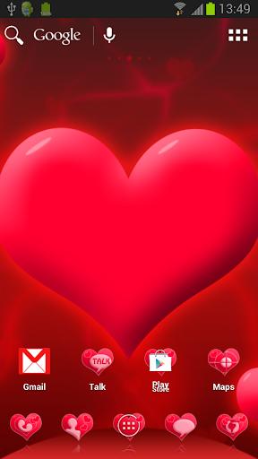 ADW Theme Love