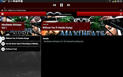 Maxi Beats- screenshot thumbnail