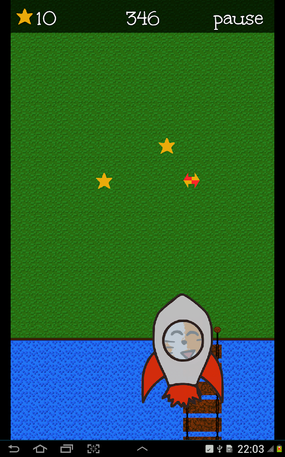 Mr Tiddles- screenshot