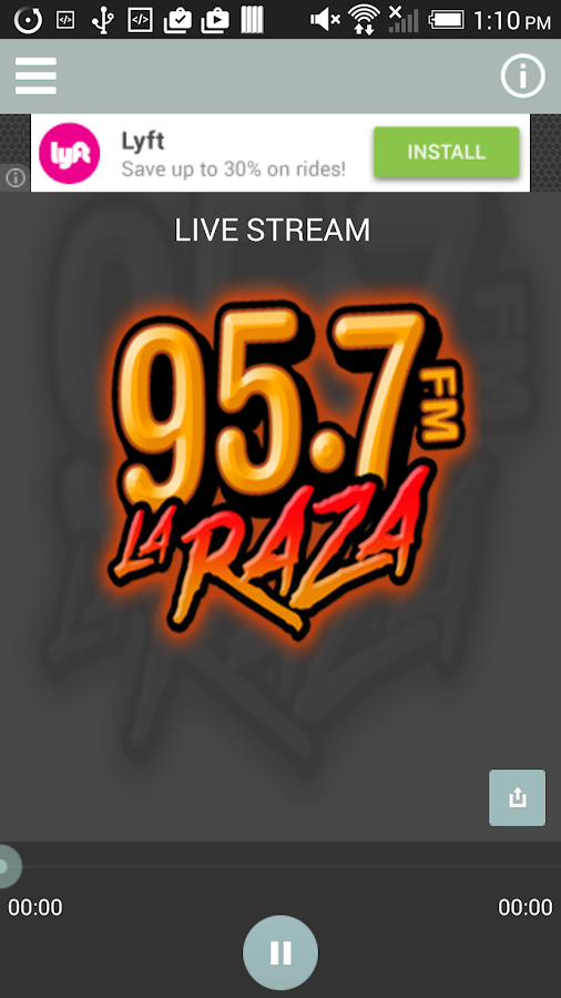 La Raza 95.7 Laredo- screenshot