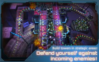 Screenshot of Defense Technica
