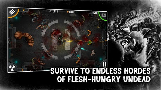 Extinction: Zombie Survival v1.0.42 (Free Shopping)