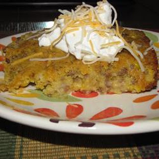 Mom's Mexican Cornbread.