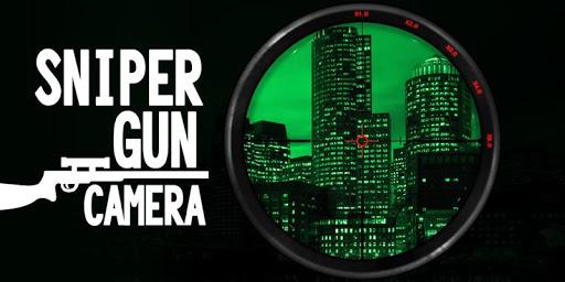 Sniper Gun Camera