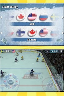 Hockey Nations 2010 - screenshot thumbnail