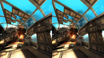 Screenshot of Shadowgun VR