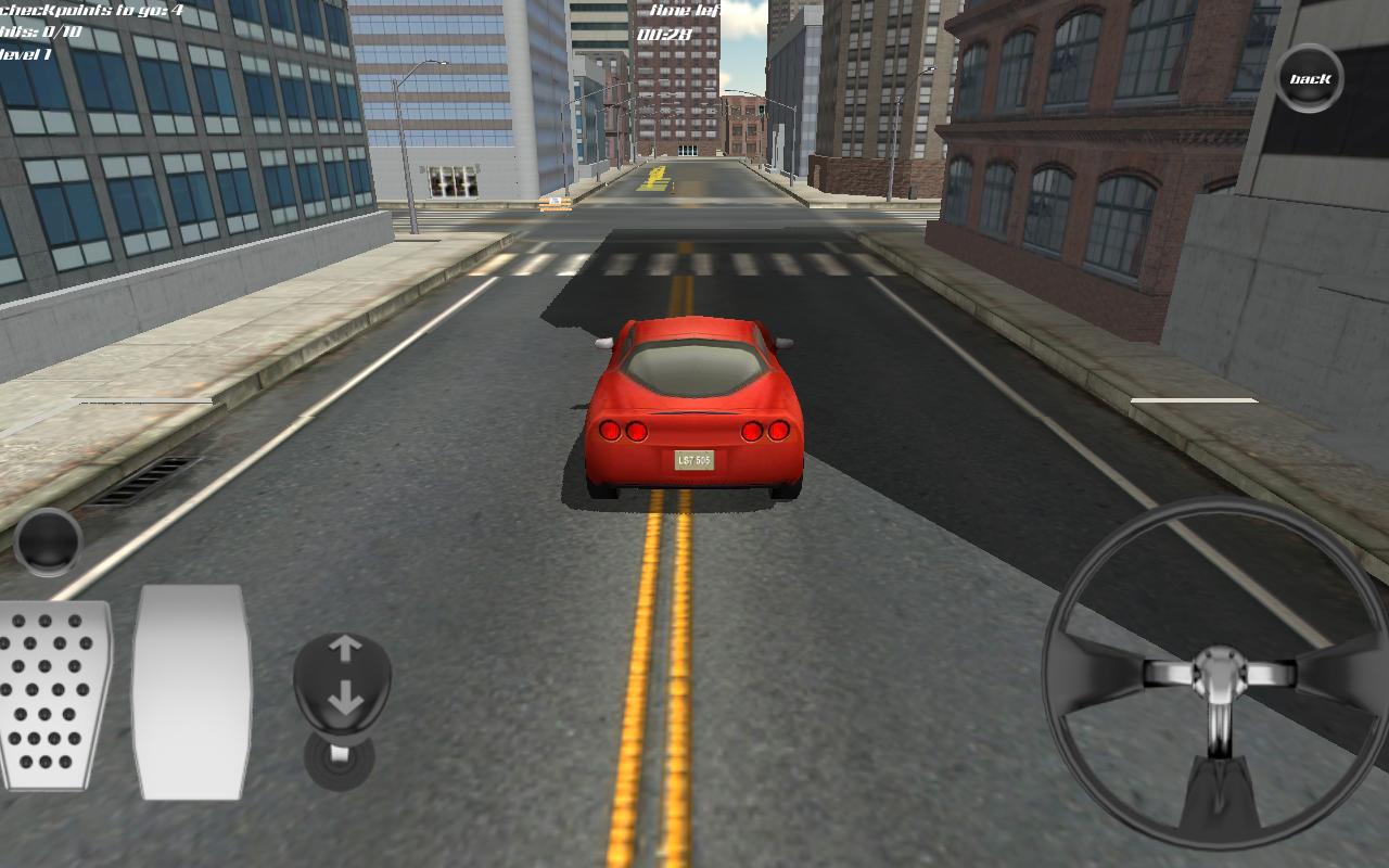 Precision Driving 3D 2 - screenshot