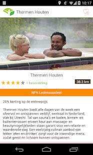 NFN voor naaktrecreatie aanbod - screenshot thumbnail