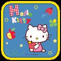 Hello Kitty Gleeful Theme icon