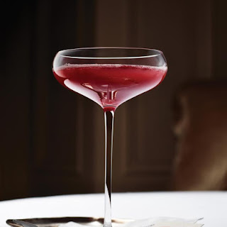 Blood Orange and Prosecco Cocktail