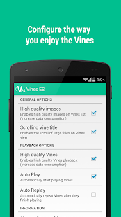 Vines ES (Vines in spanish) - screenshot thumbnail