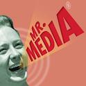 Mr.Media® Interviews logo